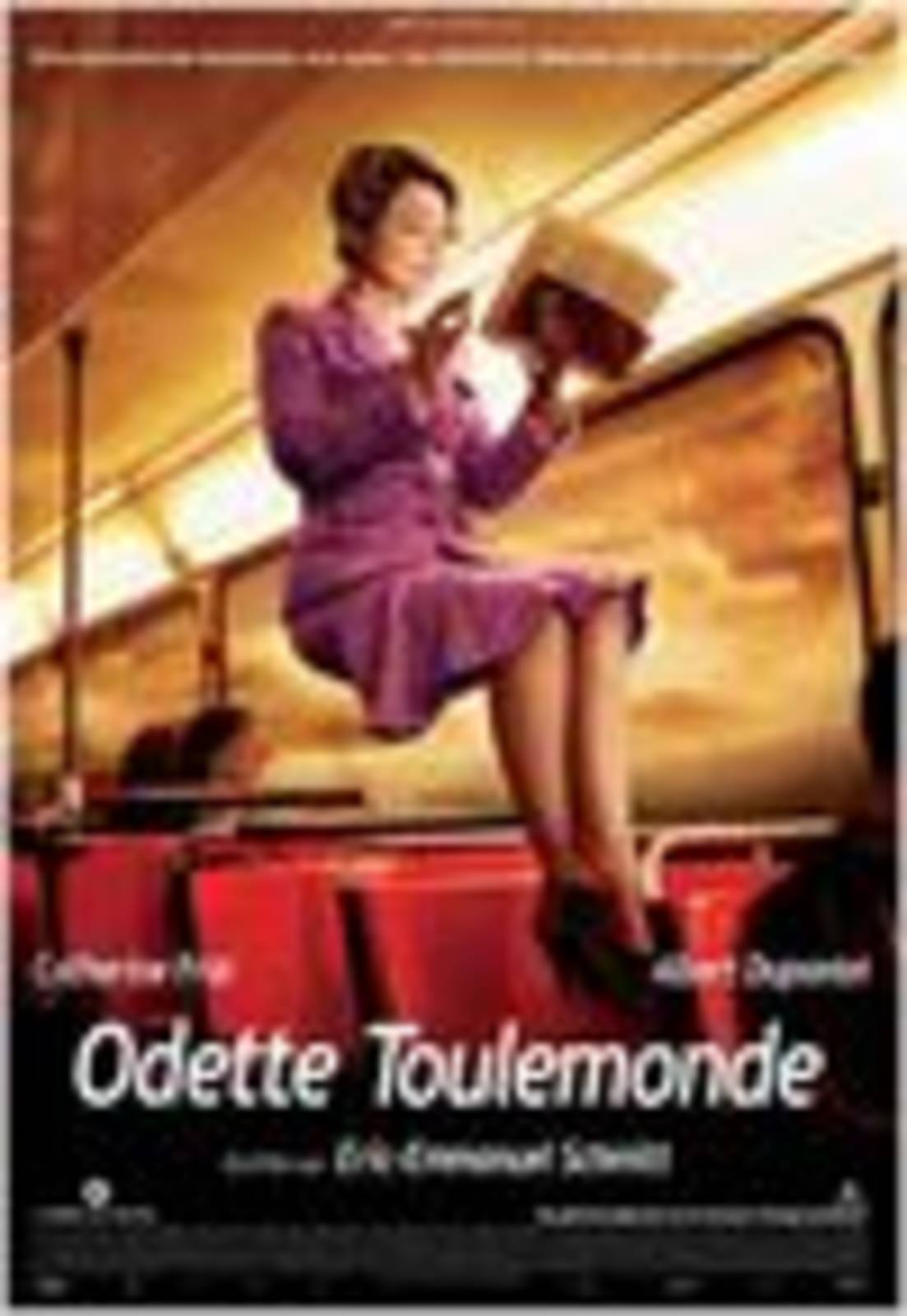 film odette toulemonde cineman