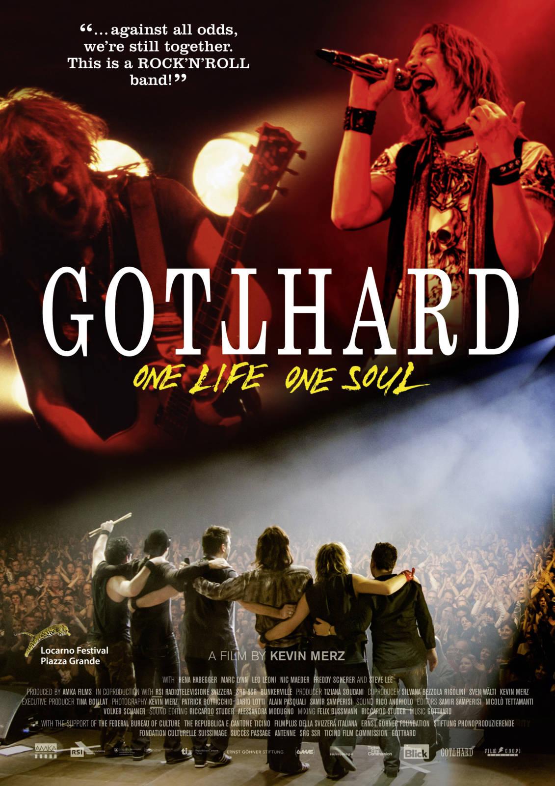 Film Gotthard One Life One Soul Cineman