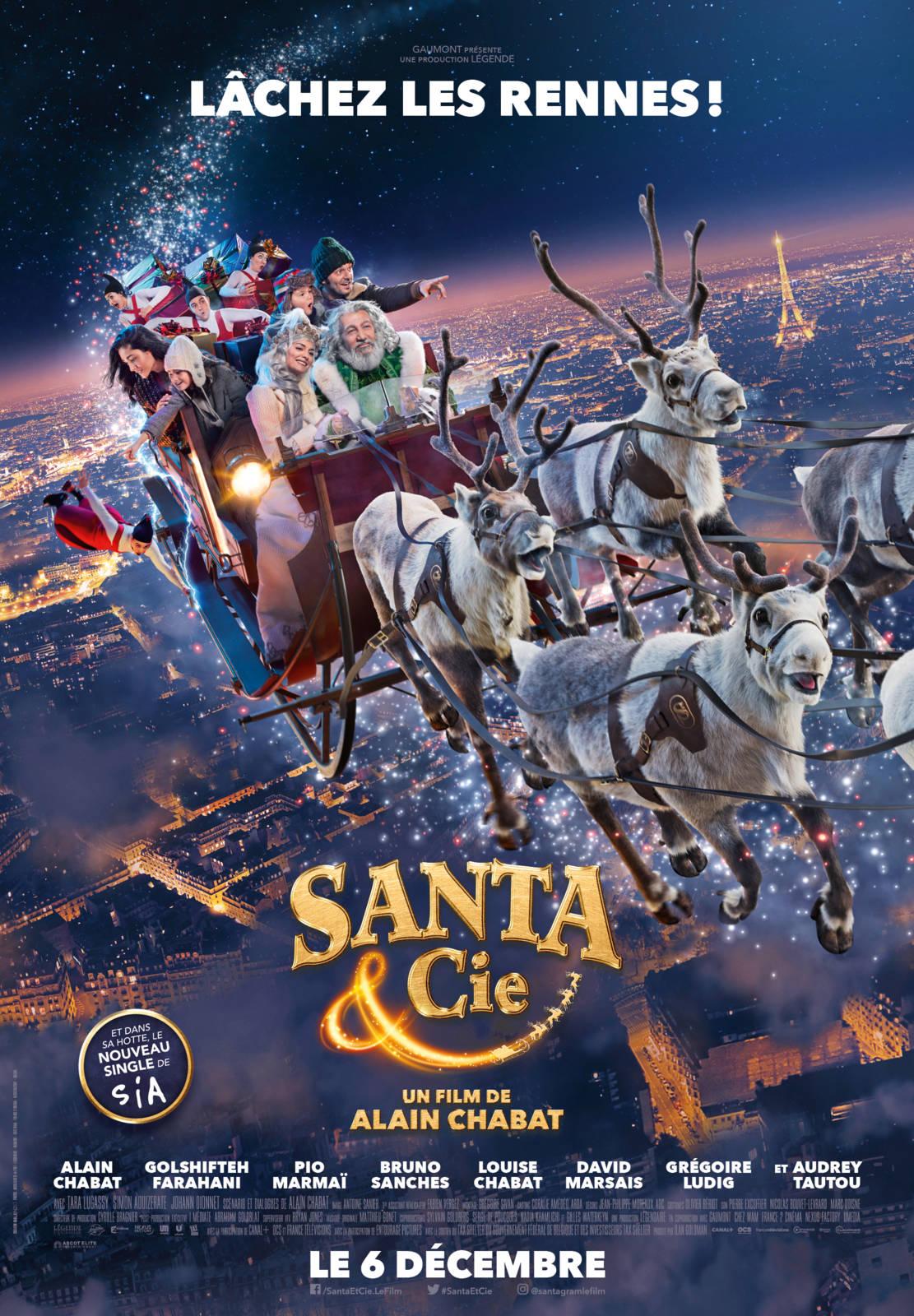 Film Santa & Cie - Cineman