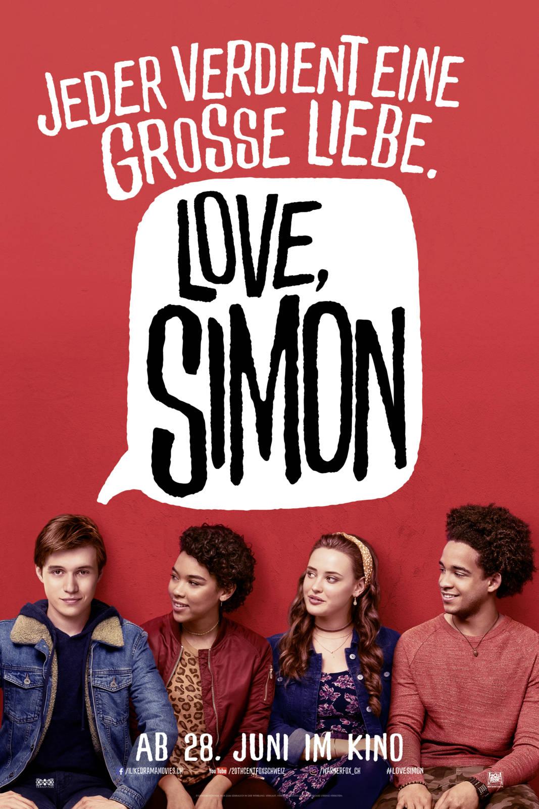 Film Love, Simon - Cineman