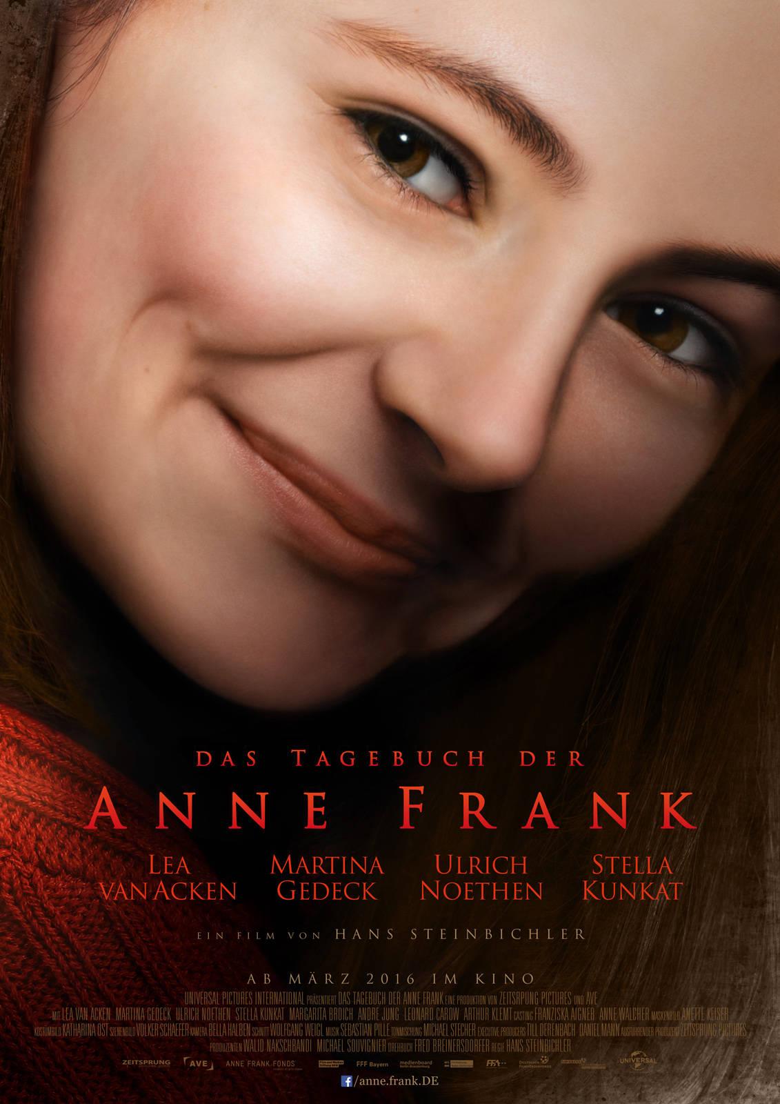 Das Tagebuch Der Anne Frank Der Film Deutsch