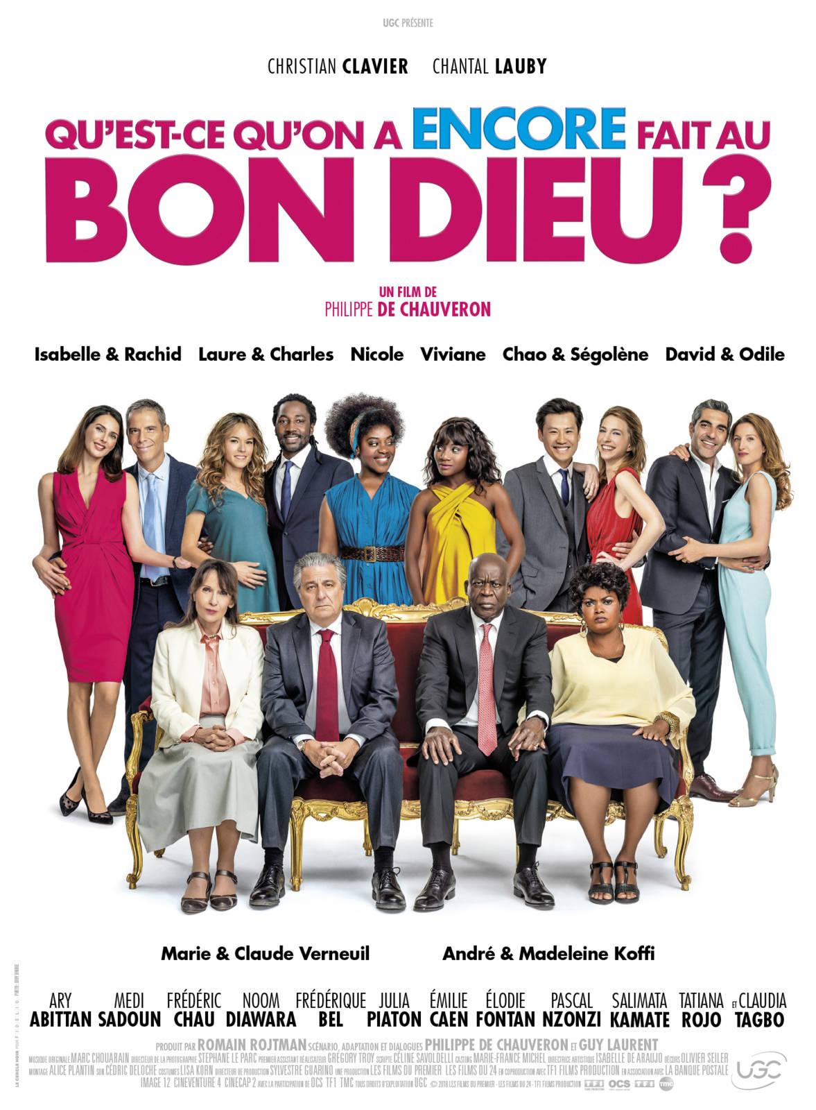 Movie Qu Est Ce Qu On A Encore Fait Au Bon Dieu Cineman