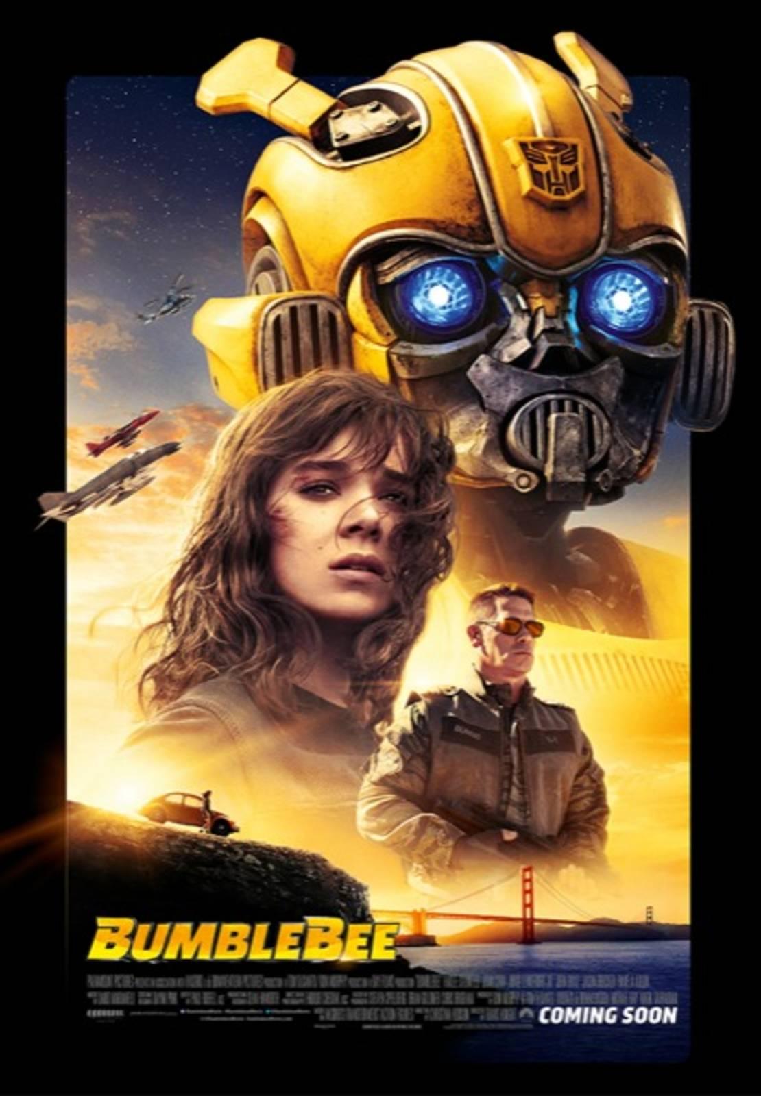 Film Bumblebee - Cineman