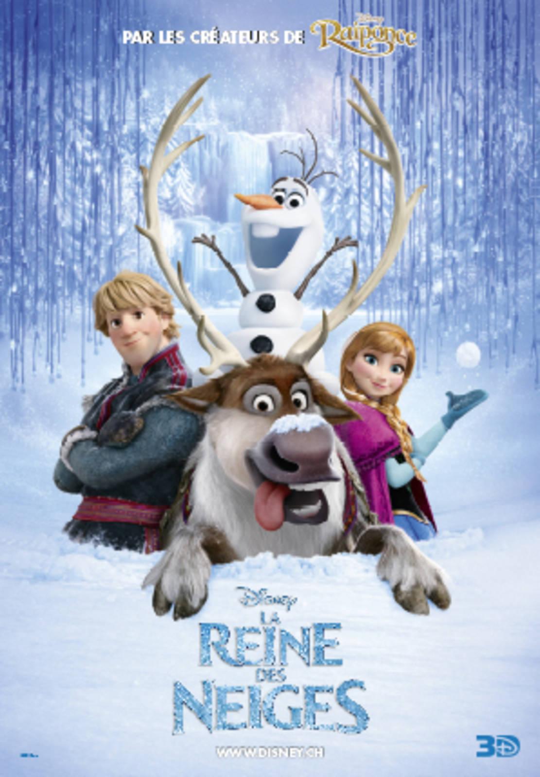 Film la reine des neiges cineman - Veilleuse la reine des neiges ...