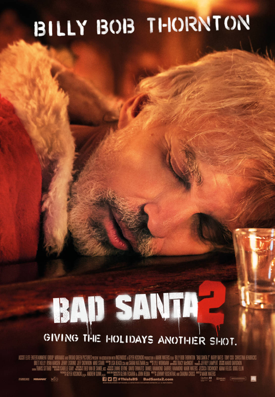 Film Bad Santa 2 Cineman