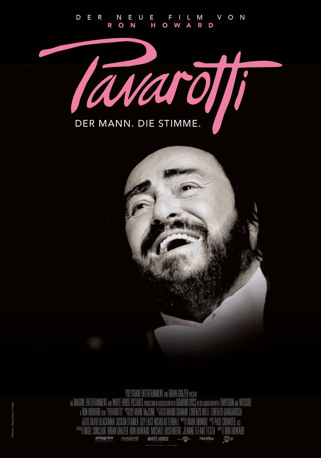 Film Pavarotti