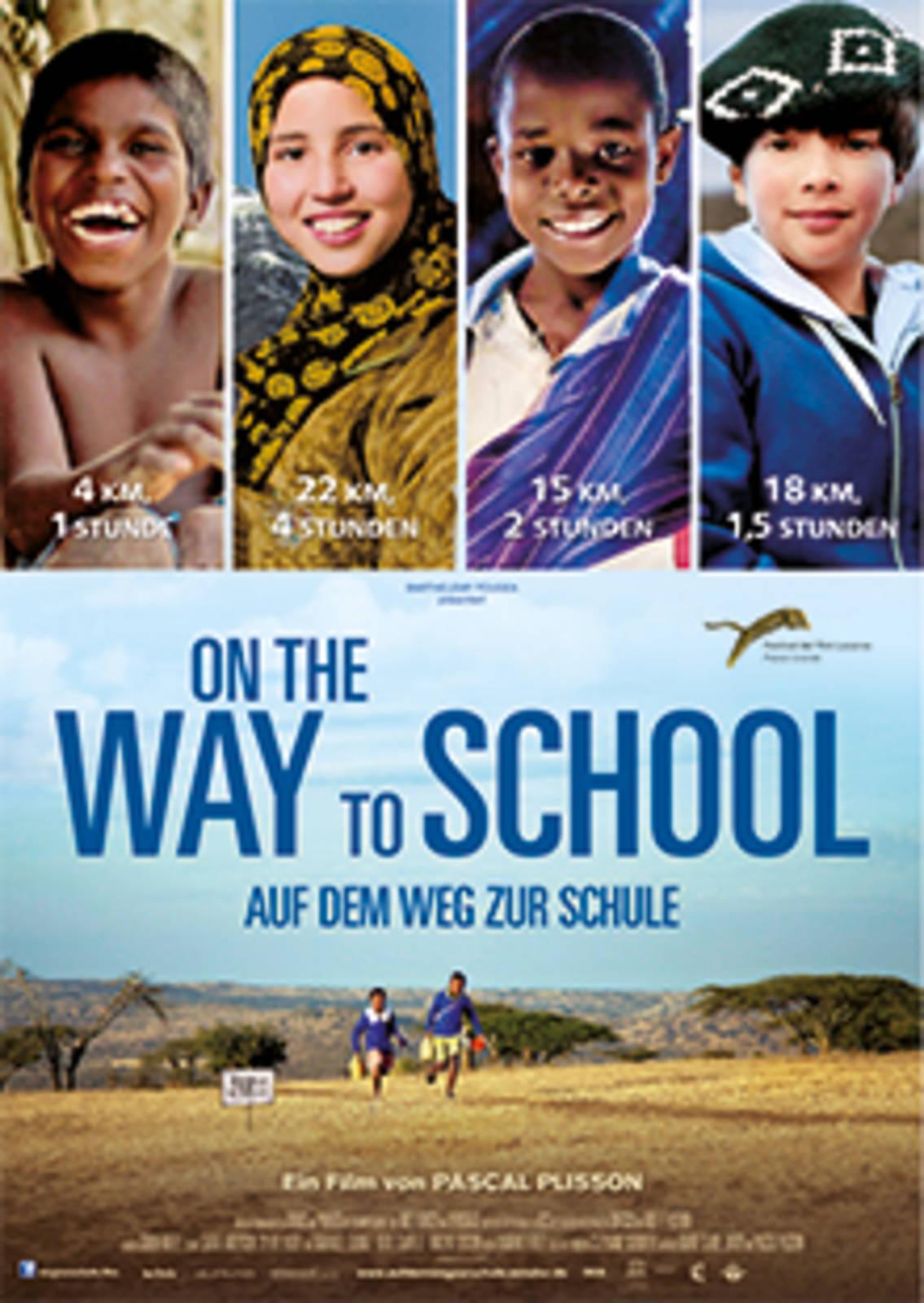 Auf Dem Weg Zur Schule Stream