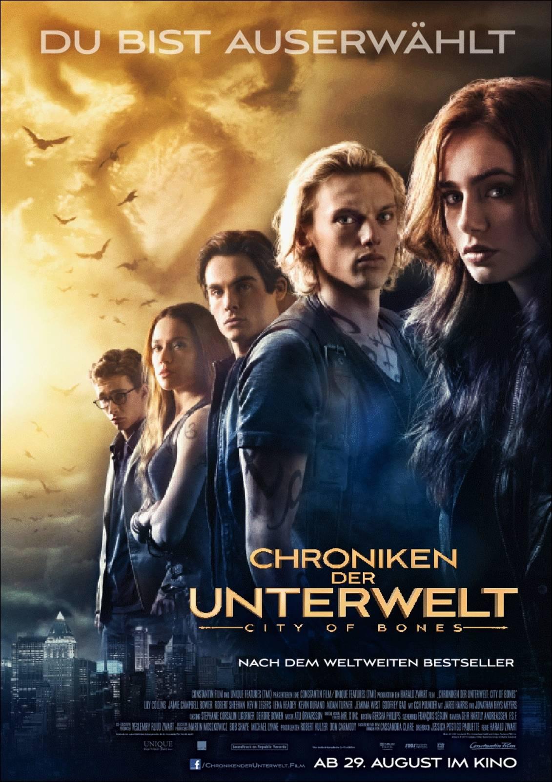 Film Chroniken Der Unterwelt