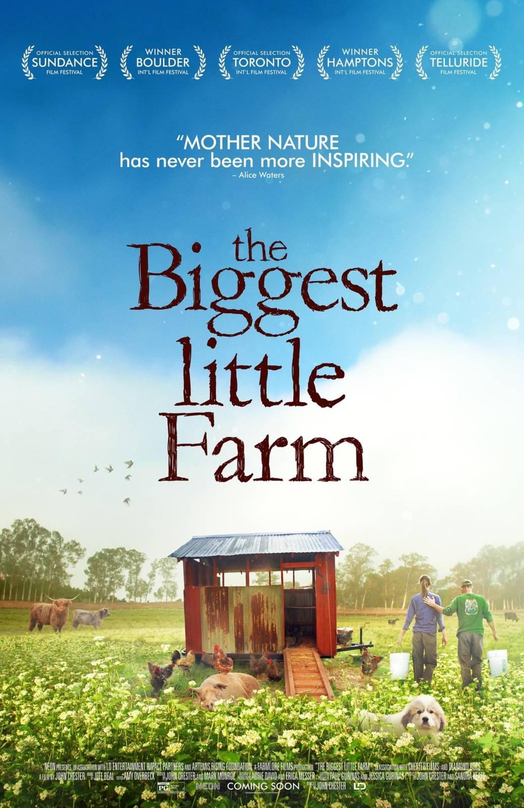 Bildergebnis für THE BIGGEST LITTLE FARM