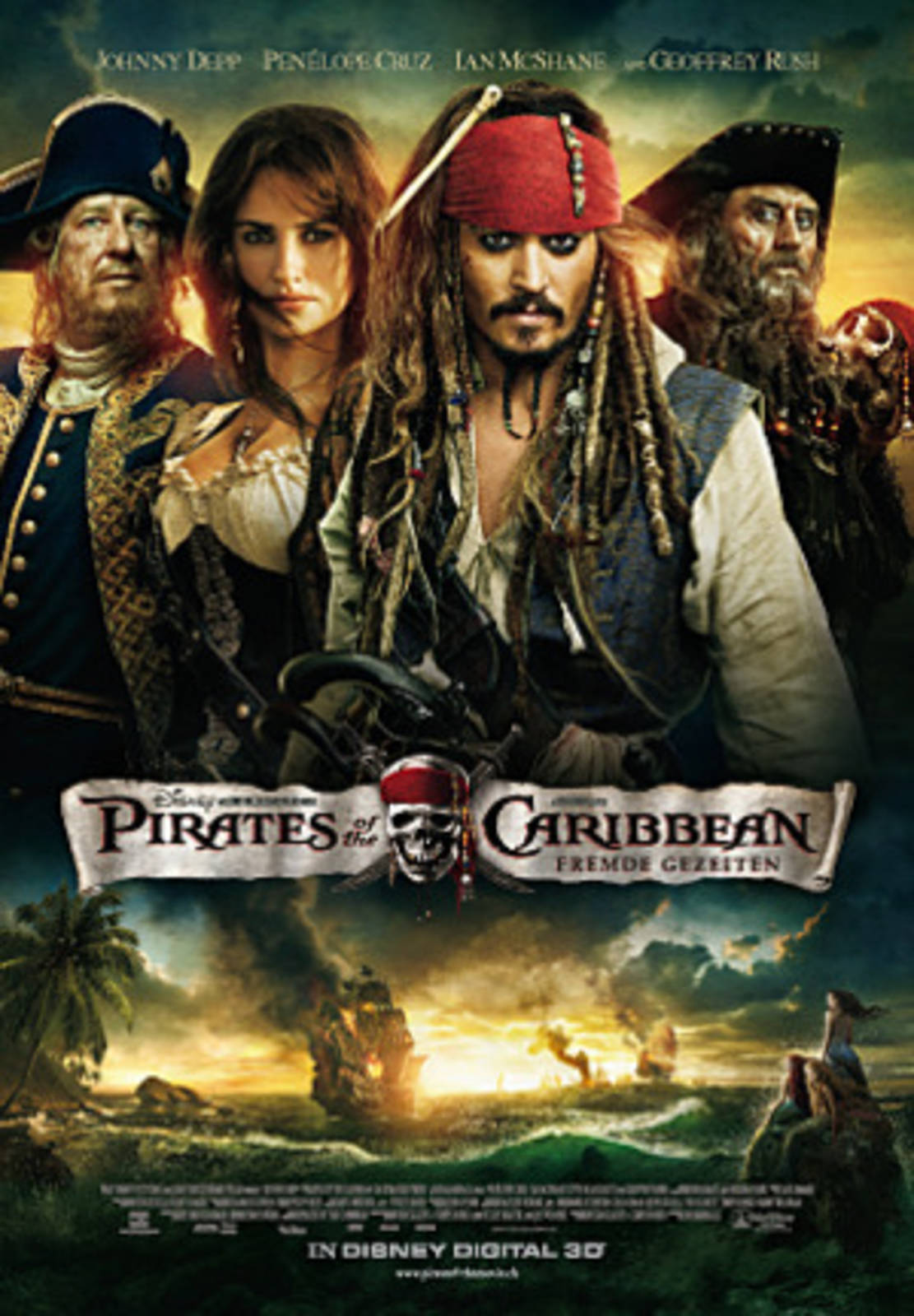 Pirates Of The Caribbean Fremde Gezeiten Besetzung