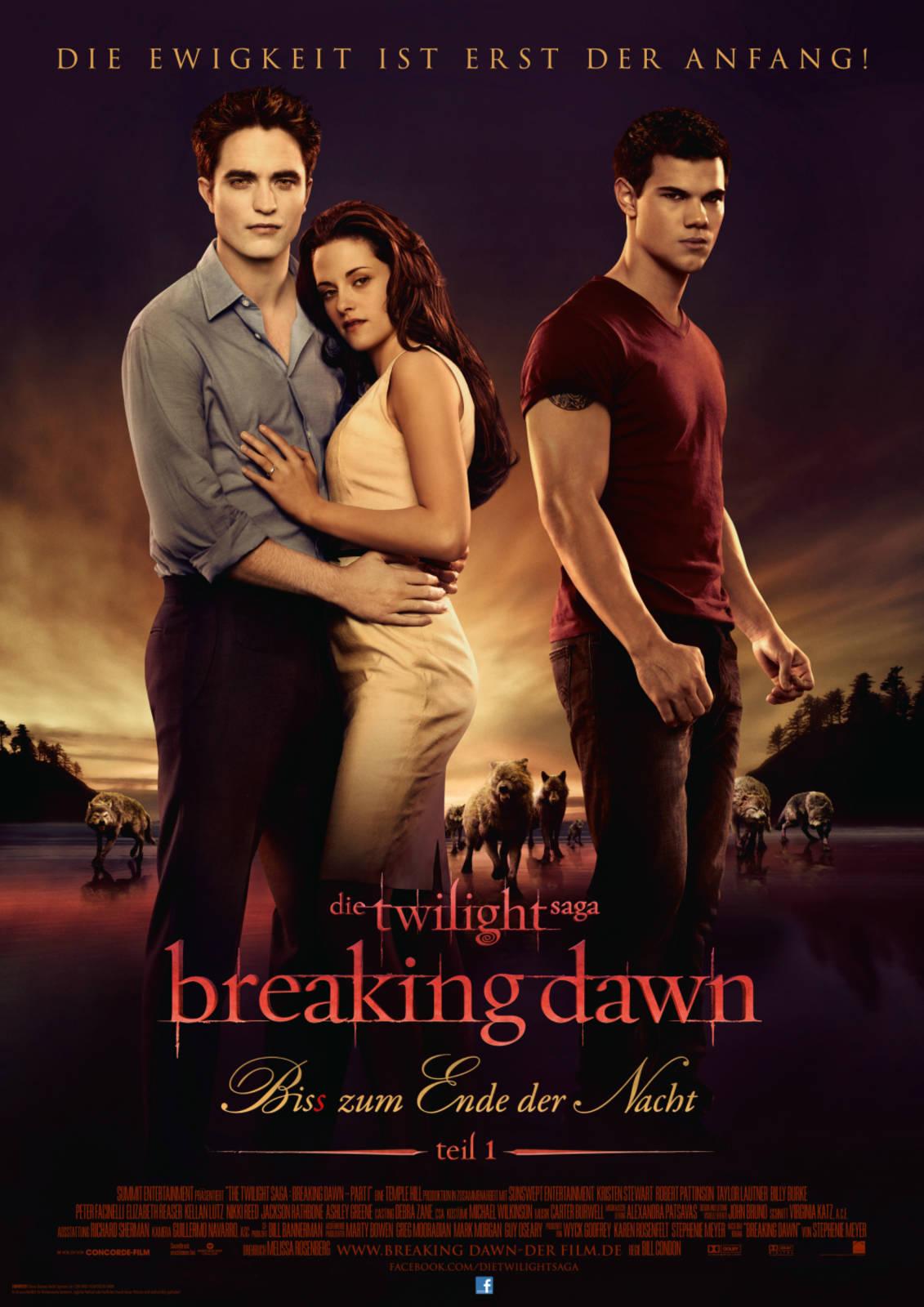 Twilight Biss Zum Morgengrauen Der Ganze Film