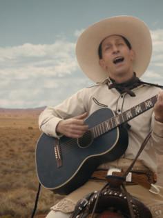Netflix-Kritik: Der Wilde Westen à la Gebrüder Coen in «The Ballad of Buster Scruggs»