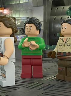 DisneyPlus-Kritik «The Lego Star Wars Holiday Special»: Feiertage à la Star Wars