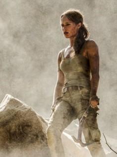 Düster, derb und dramatisch: Der erste Trailer zum Reboot von «Tomb Raider» ist da!