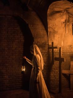 «The Nun» - La Nonne et son chemin de croix