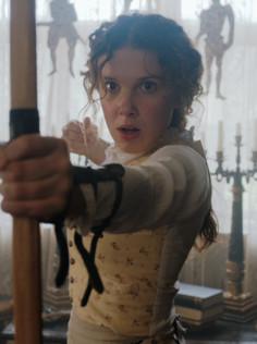 «Enola Holmes» auf Netflix: Millie Bobby Brown als Sherlocks kluge junge Schwester
