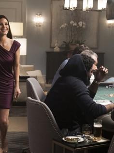 "Jessica Chastain als eiskalte Poker-Prinzessin in ""Molly's Game"""