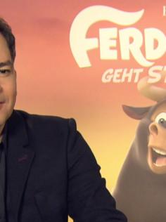 «Ferdinand»: Regisseur Carlos Saldanha über Familienfilme, die Faszination von Tieren und die Zukunft der Animation