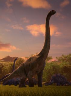 Bei Netflix sind die Saurier los: Serienkritik «Jurassic World: Neue Abenteuer»