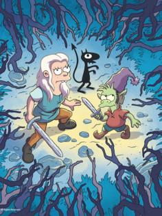 Netflix-Kritik: «Disenchantment» von «Simpsons»-Macher Matt Groening