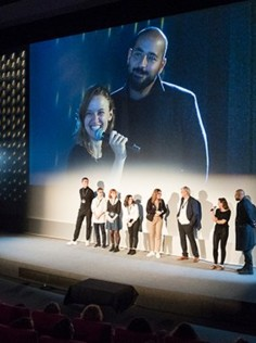 FFFH - Sara Forestier remporte le Prix du Jury des Jeunes 2017.