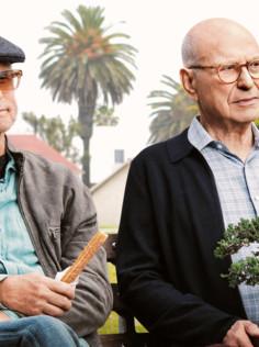 Die Netflix-Serie «The Kominsky Method» zeigt Michael Douglas und Alan Arkin in Höchstform