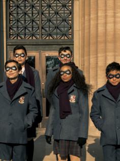 «The Umbrella Academy» –Eine Superheldenserie mit schrägen Einschlag