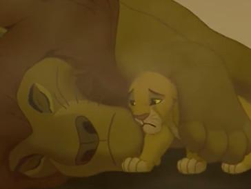 Diese und viele weitere Szenen aus «Der König der Löwen»...