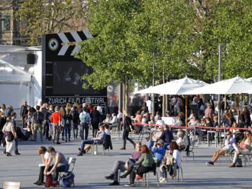 Zurich Film Festival: Die Zeit, wenn in der Limmatstadt das Kinofieber ausbricht.