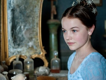 ...buhlte auch Izzy Meikle-Small um die Rolle der heutigen Herrin von Winterfell.