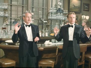 «Der Clou»brachte Redford (rechts) eine Oscar-Nominierung ein und machte ihn zum Publikumsliebling.