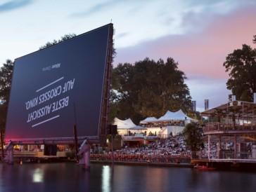 Kinovergnügen unter freiem Himmel: Das Programm von Allianz Cinema ist da