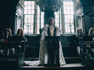 Yorgos Lanthimos, «The Favourite»
