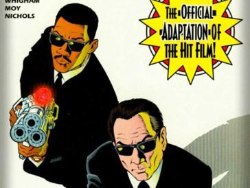 Der aussergewöhnliche Erfolg des «Men in Black»-Film-Franchises hatte schliesslich zur Folge, dass Will Smith und Tommy Lee Jones höchstpersönlich als Comic-Helden auftreten konnten – so schloss sich der Kreis.