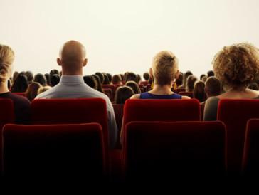 Kann man nicht kaufen, sondern nur gewinnen: Ein Kino-GA für sich und drei Freunde.