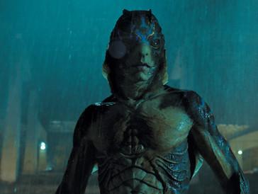 Die Figur: Der Amphibienmann, in den sich die Protagonistin kontroverserweise verliebt.