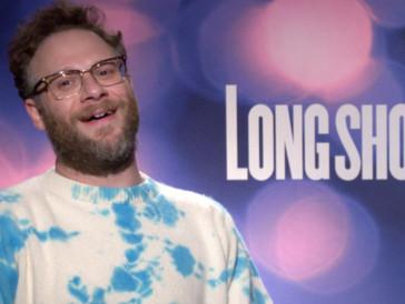 """Der Cast von «Long Shot» im Interview: """"Seth Rogen hat definitiv seine innere Jennifer Lopez nach aussen gekehrt!"""""""
