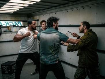 Viel Gewalt und derber Humor zeichnen «The Boys»aus.