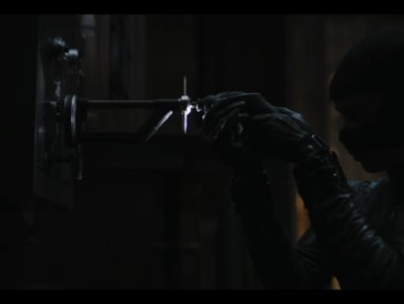Zoë Kravitz dans The Batman (2021)