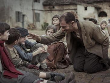 Ours d'argent - Meilleur acteur: Elio Germano dans «Hidden away», portrait du peintre italien Antonio Ligabue.