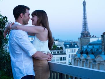 Die Harmonie wird wohl nicht ewig halten: Dakota Johnson und Jamie Dornan in «Fifty Shades Freed –Befreite Lust».