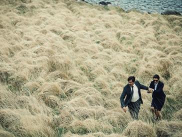 Auf der Flucht vor dem Datingzwang trifft Colin Farrell auf die blinde Rachel Weisz.