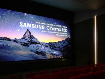 Weltweit erster 3D-LED-Screen in Zürich: Arena wagt die technische Revolution