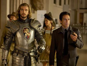 Wie Ritter Lancelot feststellen muss, ist nicht immer alles so...
