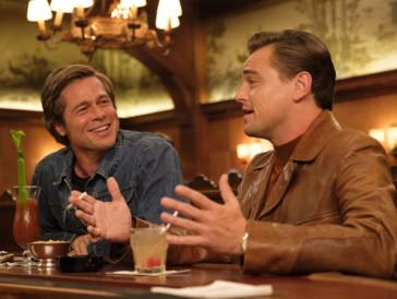 Once Upon a Time...in Hollywood | Wie im Fall von «The Irishman» durften sich auch die Macher von «Once Upon a Time...in Hollywood» über fünf Nominierungen freuen. In Quentin Tarantinos neuntem Streifen konnten insbesondere Brad Pitt als Haupt- und Leonardo DiCaprio als Nebendarsteller überzeugen, weswegen sie beide für einen Golden Globe nominiert wurden. Ob Tarantino und sein Werk auch bei den Oscars berücksichtigt werden, bleibt abzuwarten.