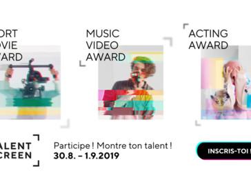 Les TalentScreen Awards - Et si le prochain talent du cinéma suisse c'était toi ?