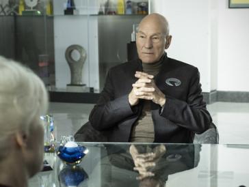 Serienkritik «Star Trek: Picard»: Amazon Prime bringt Jean Luc Picard zurück