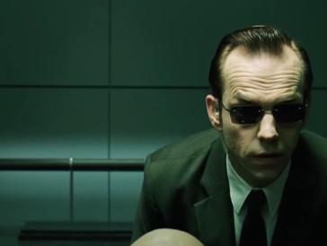 Inspiration für den Style der «Matrix»-Filme...