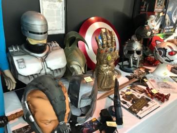 28. Zürcher Filmbörse: Vorhang auf für Requisiten, Cosplay und Comics