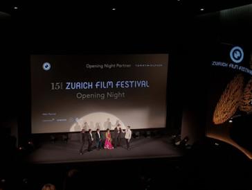 Cast und Crew von «Bruno Manser - Die Stimme des Regenwaldes»sprachen nach dem Film über die Entstehung des emotionalen Biopics.